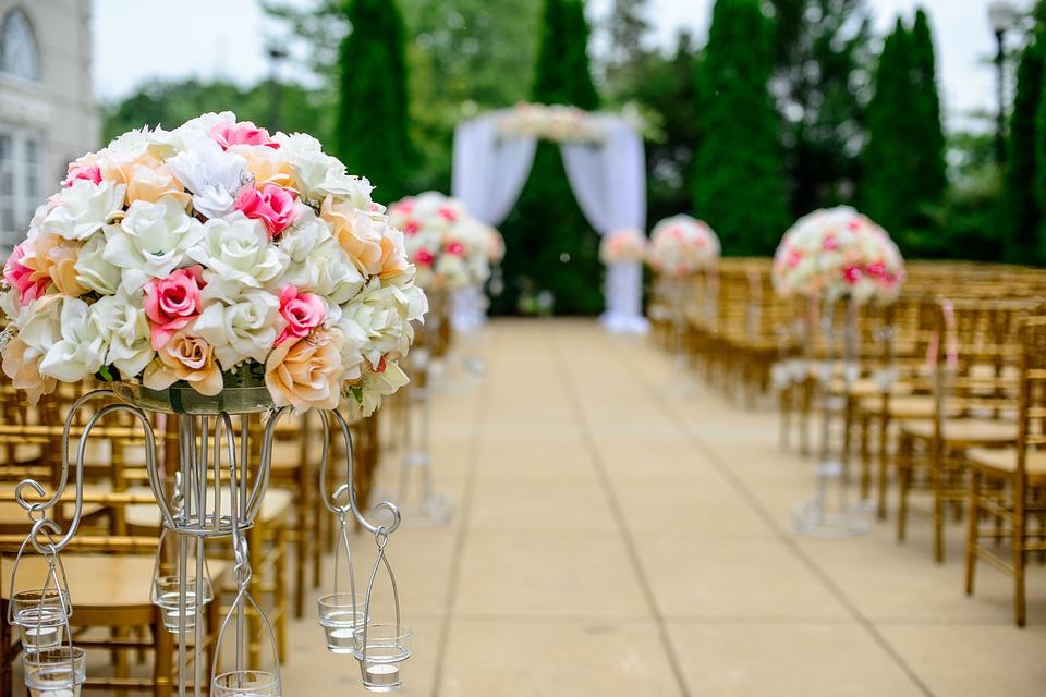 L'organisatrice de mariage, une solution pour le plus beau jour de votre vie!